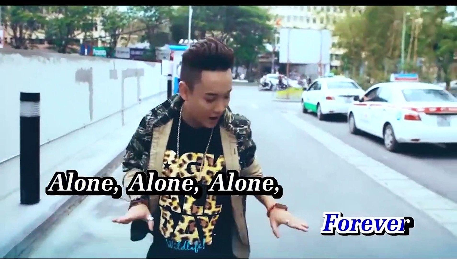 [Karaoke] Forever Alone - Justatee [Beat]