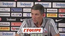 Laurey «On a pris une bonne leçon» - Foot - C3 - Strasbourg