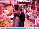 Christian Estrosi & Eric Ciotti dans le Vieux Nice