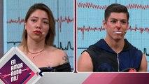 ¡Ana Elisa y Robbie se enfrentaron al detector de mentiras! | Enamorándonos