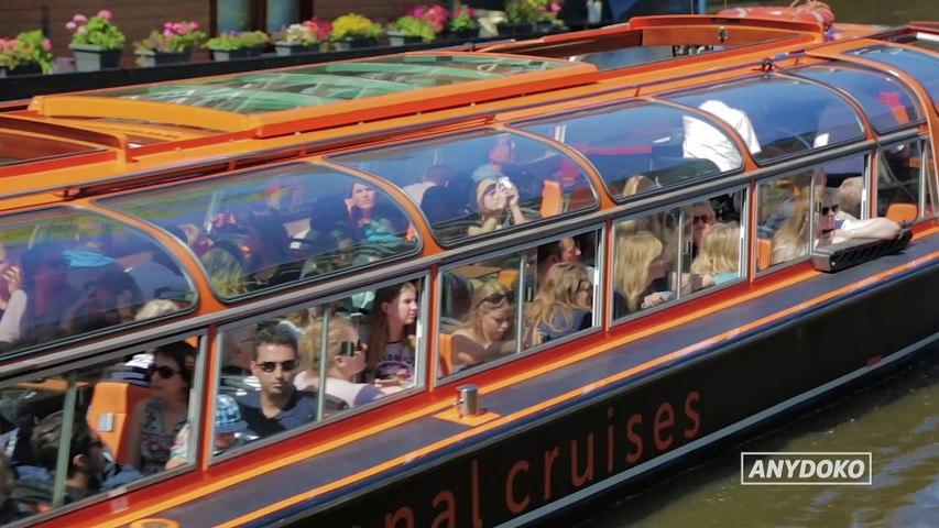 Boating In Amsterdam