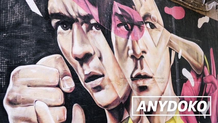 This Is: Sheung Wan Street Art