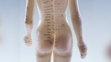 Chinese Acupuncture for Lower Back Pain