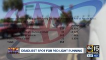 AAA: Arizona the deadliest state in the country for red-light running crash deaths