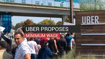 Uber Proposes Minimun Wage For Drivers