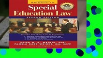 Full E-book  Wrightslaw: Special Education Law  Best Sellers Rank : #1