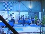Compét gym janv 2008