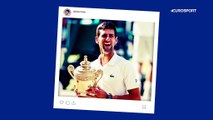 Déguisement, stretching, épouvante: Voici l'Instagram de Novak Djokovic