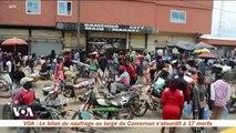 Le Cameroun confronté à l'exode des populations des régions anglophones
