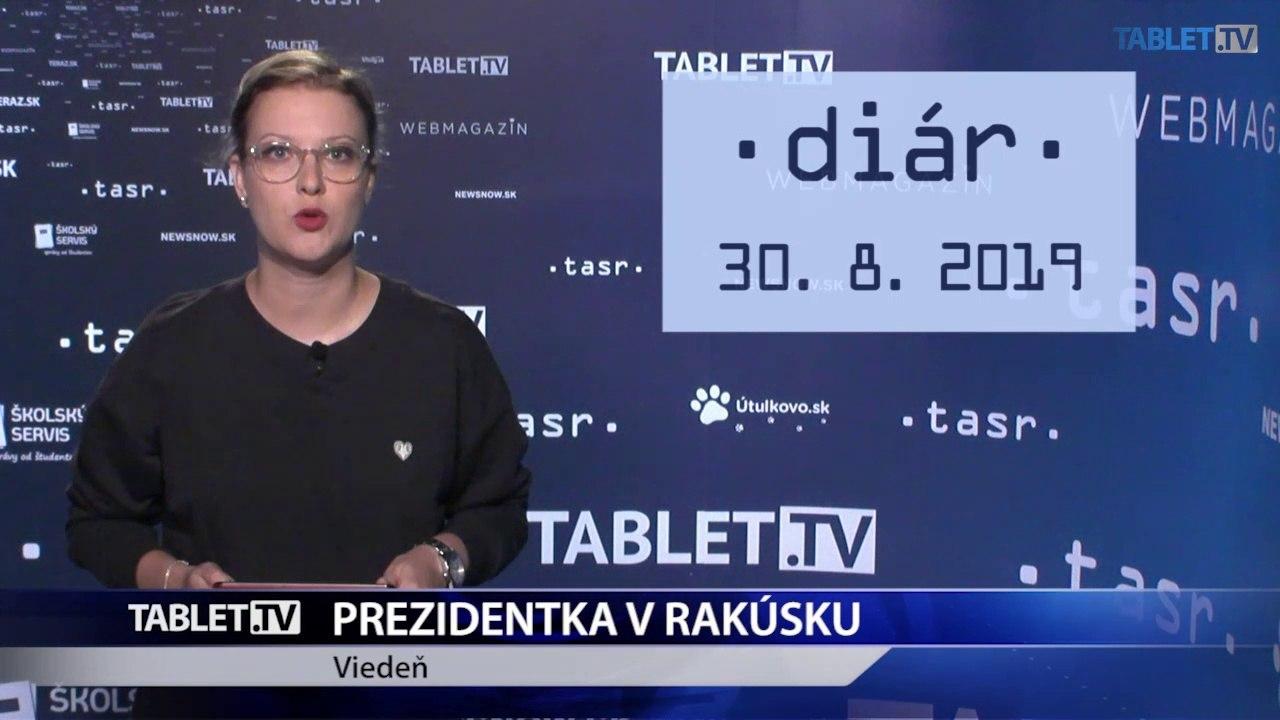 DIÁR: Prezidentka Z. Čaputová na návšteve Rakúska