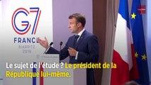 Quand Sciences Po Paris ouvre un cours baptisé « Macron »