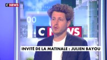 L'interview de Julien Bayou