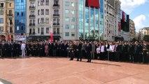 30 Ağustos Zafer Bayramı kutlamaları İstanbul'da başladı