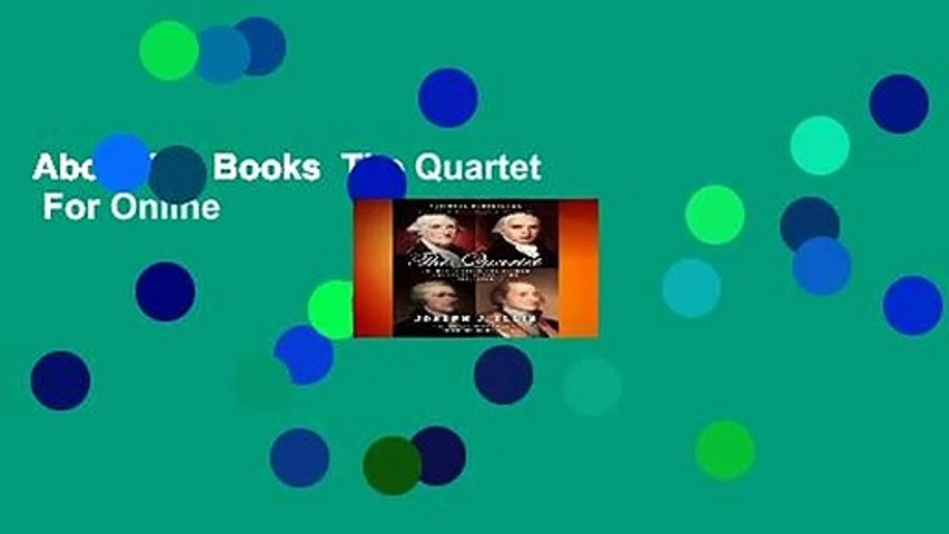 About For Books  The Quartet  For Online