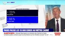 Le prix moyen du mètre carré à Paris passe la barre des 10.000 euros