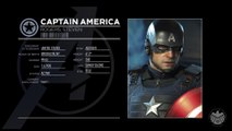 Marvel's Avengers - Capitán América