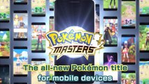 Pokémon Masters - Bande-annonce Android iOS