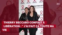 PHOTOS. Enfant battu devenu star de la télé : retour sur le parcours hors-norme de Thierry Beccaro