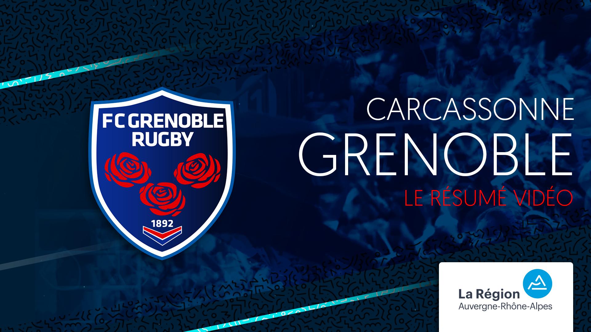 Carcassonne - FCG : le résumé vidéo
