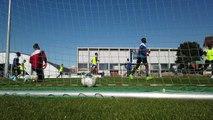Feuille de match : USLD vs Toulon