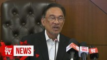 Anwar: PKR is `more democratic' and will not punish doomsayers