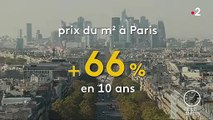 Paris : le prix du m2 dépasse 10000euros