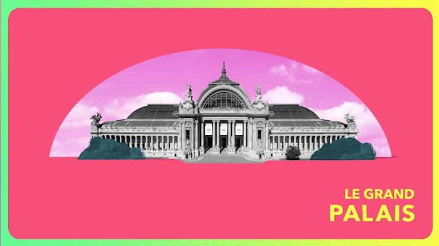 Le Pass Sésame vous ouvre les portes du Grand Palais !