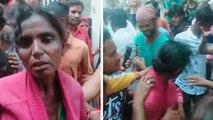 हापुड़ में कूड़ा बीनने वाली महिला को बच्चा चोरी के शक में जमकर पीटा, वीडियो हुआ वायरल
