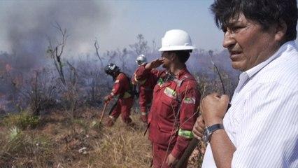 Bolivie : le président Evo Morales se perd dans la jungle pendant une heure