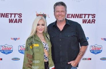 Gwen Stefani happy to be back on The Voice alongside partner Blake Shelton