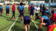 OM : Luiz Gustavo et Thauvin bien présents à l'entraînement
