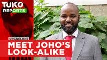 Meet Hassan Joho's look alike | Tuko TV