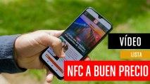 Cinco móviles con NFC por menos de 300 euros