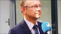 Jean-Marc Huart, le recteur académique de la région Grand Est, a fait la rentrée des enseignants  au lycée polyvalent  de Longwy