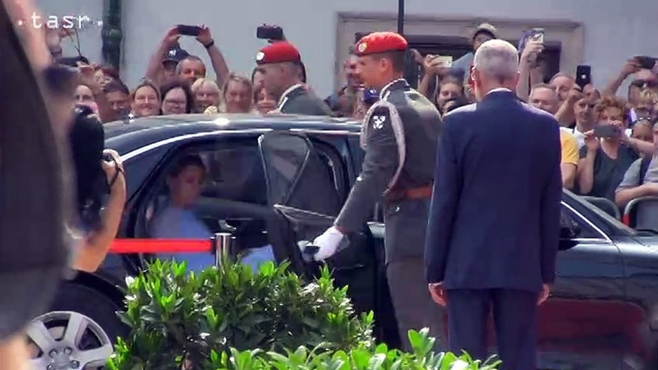 Prezidentka SR Z.Čaputová pricestovala na návštevu Rakúska