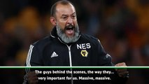 'Massive' qualification the result of 2 years hard work - Nuno