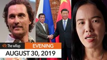 Philippines, China form West Philippine Sea joint exploration teams | Evening wRap
