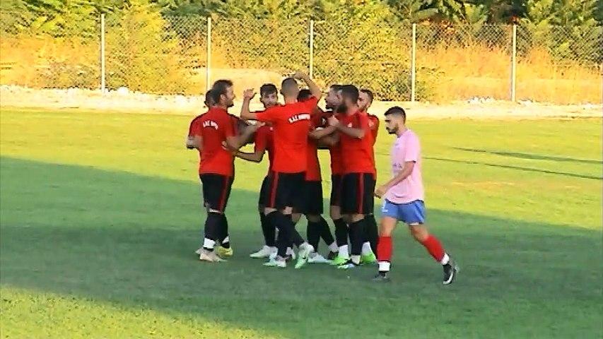 Aταλάντη-Κιθαιρώνας Καπαρελλίου 0-2 (φιλικό παιχνίδι)