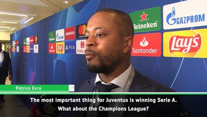 Ronaldo tips Champions League odds in Juventus' favour - Evra