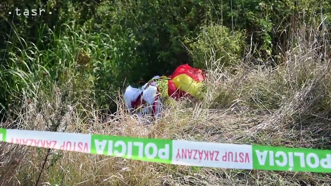 Ukrajinec prekročil slovenské hranice na lietajúcom stroji