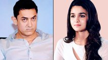 Alia Bhatt REJECTS A Film With Aamir Khan