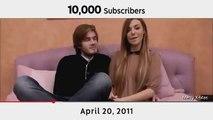 Pour la première fois dans l'histoire, un YouTubeur vient de dépasser les 100 millions d'abonnés sur son compte vidéo - Regardez