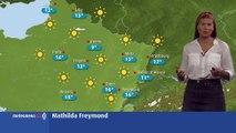 Grand soleil, températures en baisse dimanche : la météo de ce week-end en Lorraine et en Franche-Comté