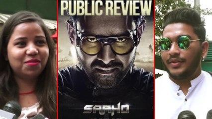 Saaho Public Review  Prabhas Shraddha Kapoor