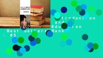Full version  Introduction to Comparative and International Education  Best Sellers Rank : #5