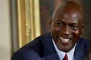 Le portrait de Michael Jordan