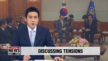 S. Korean PM to meet ex-Japanese chief cabinet secretary to discuss tensions
