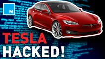 Tesla S key fob security flaw revealed once again by researchers