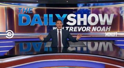 Bande-annonce : Le Daily Show avec Trevor Noah