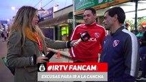 #IRTV Fan Cam: Excusas para ir a la cancha